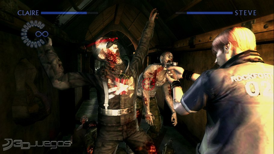 Resident Evil Chronicles HD - An�lisis