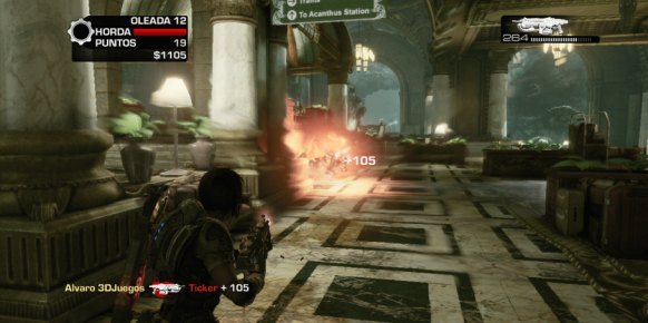 Gears of War 3: Fenix Rising X360