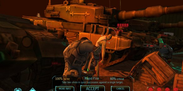XCOM: Enemy Unknown iPhone