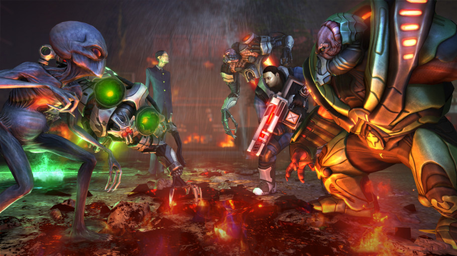XCOM Enemy Unknown - Impresiones Gamescom
