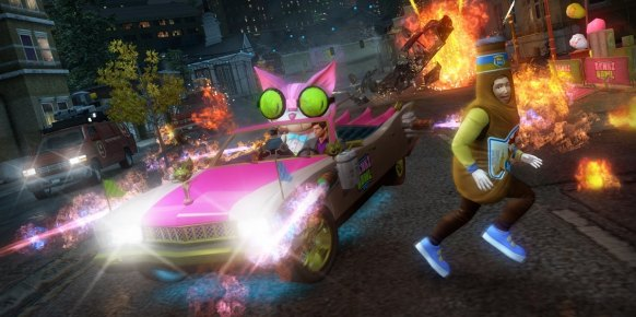 Saints Row The Third - Genkibowl VII análisis