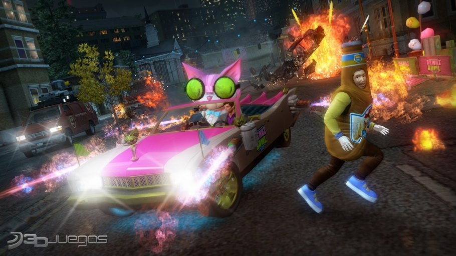 Saints Row The Third - Genkibowl VII - An�lisis