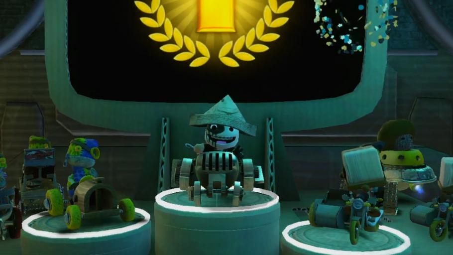 LittleBigPlanet Karting - An�lisis