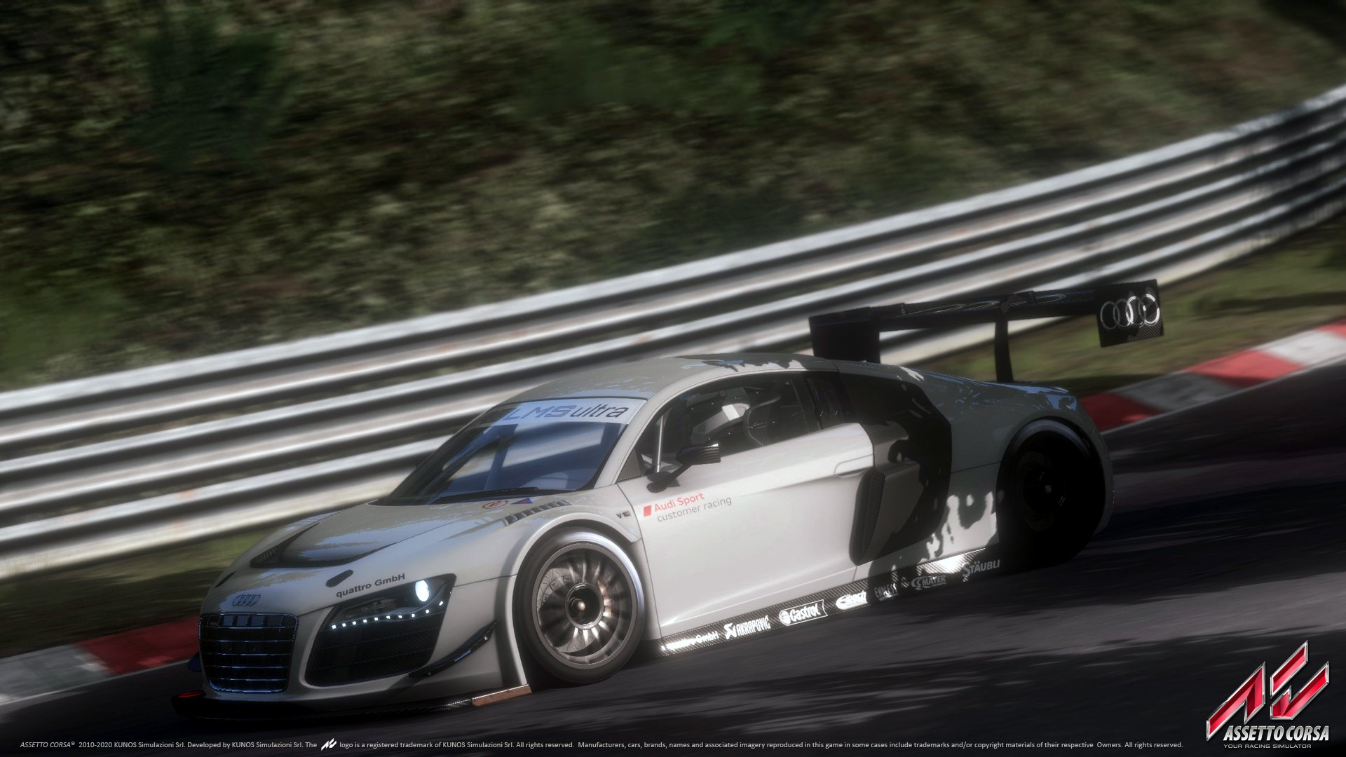 Assetto Corsa Tambin Se Estrenar En Xbox One Y PS4 En 2016