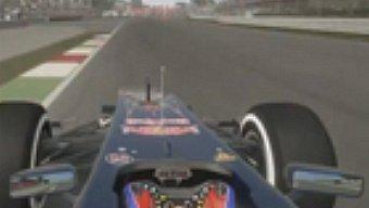 Video F1 2012, Vueltas de Muestra: Monza