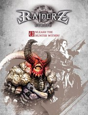 Car�tula oficial de RaiderZ: The Art of Combat PC