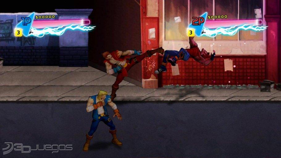 Imagen Double Dragon: Neon (PS3)