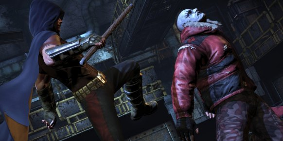 Batman Arkham City - Harley Quinn an�lisis