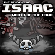 Car�tula oficial de Binding of Isaac: Wrath of the Lamb PC