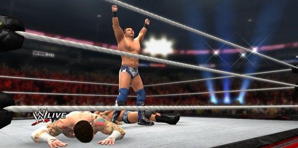 WWE 13 an�lisis