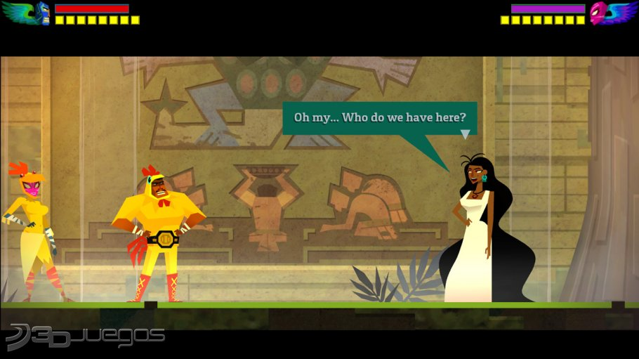 Guacamelee! Gold Edition - An�lisis