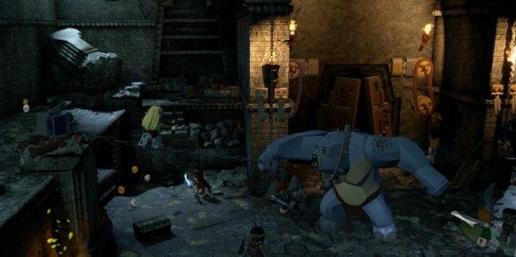 LEGO El Se�or de los Anillos (PC)