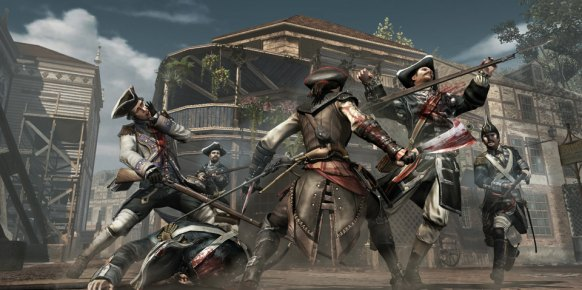 Assassins Creed 3: Liberation Vita