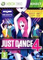 Just Dance 4 X360