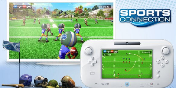 Sports Connection (Nintendo Wii U)