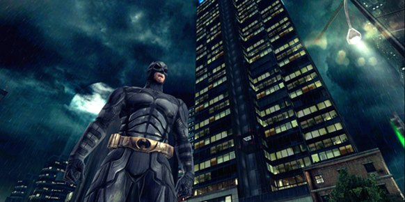 The Dark Knight Rises (iPhone)