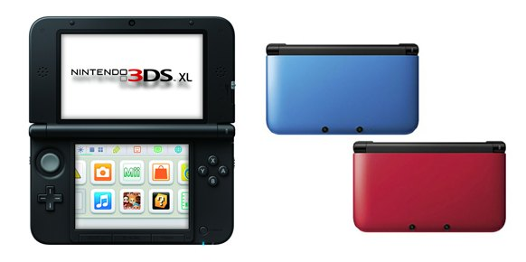 Nintendo 3DS XL 3DS