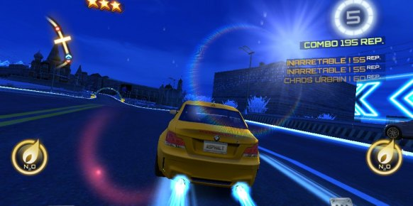 Asphalt 7: Heat iPhone
