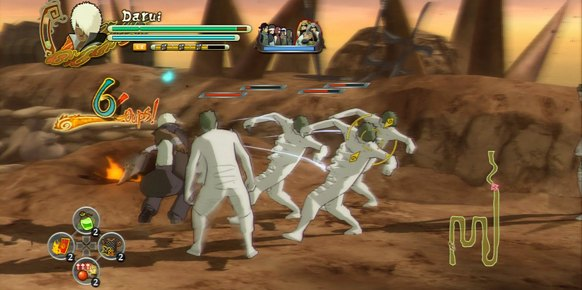 Naruto Ultimate Ninja Storm 3 (PlayStation 3)