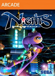 NiGHTS into Dreams HD Xbox 360