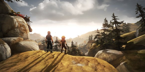Brothers A Tale of Two Sons an�lisis