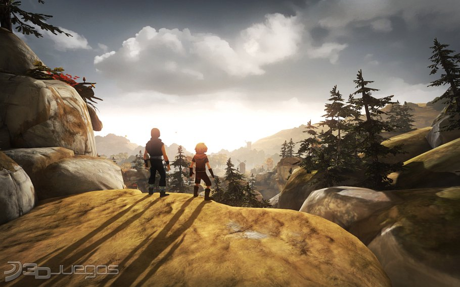 Brothers A Tale of Two Sons - An�lisis