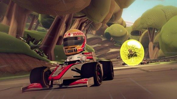 F1 Race Stars (Wii U)