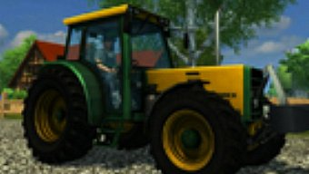 Video Farming Simulator 2013, Vehicles Roll Out