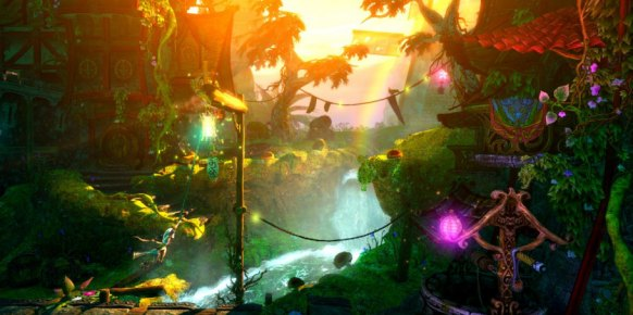 Trine 2 Goblin Menace (PC)