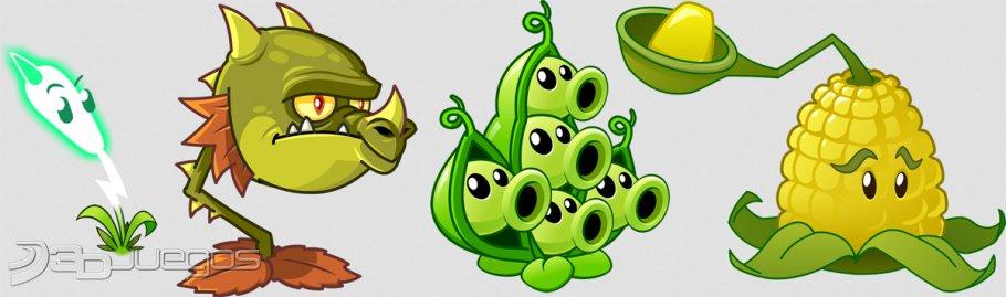 Plants vs Zombies 2 - Juego iOS - 3DJuegos