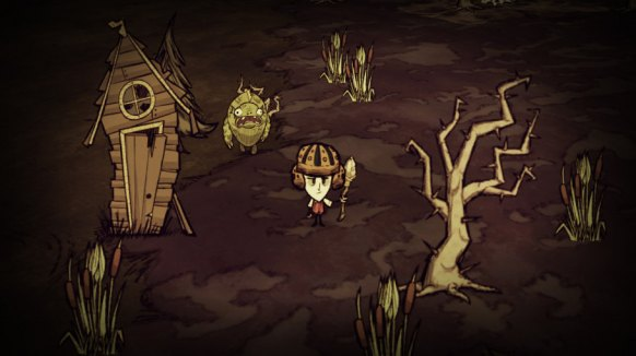 Don't Starve (PlayStation 4)