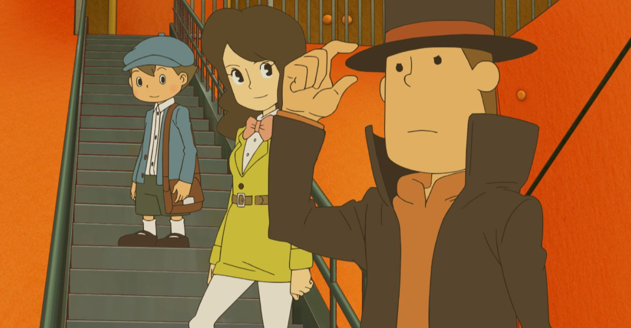 Profesor Layton y el Legado Ashalanti