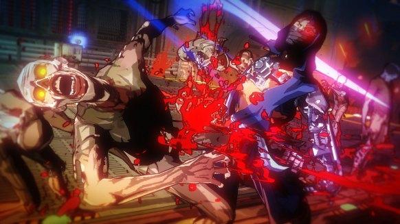 Yaiba Ninja Gaiden Z PS3