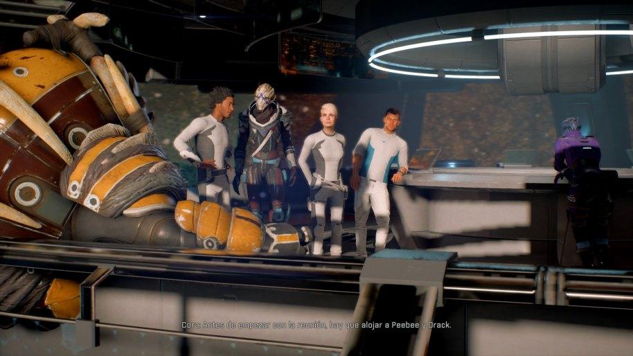 Mass Effect Andromeda análisis