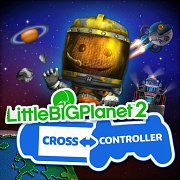 LittleBigPlanet 2 Cross Controller PS3