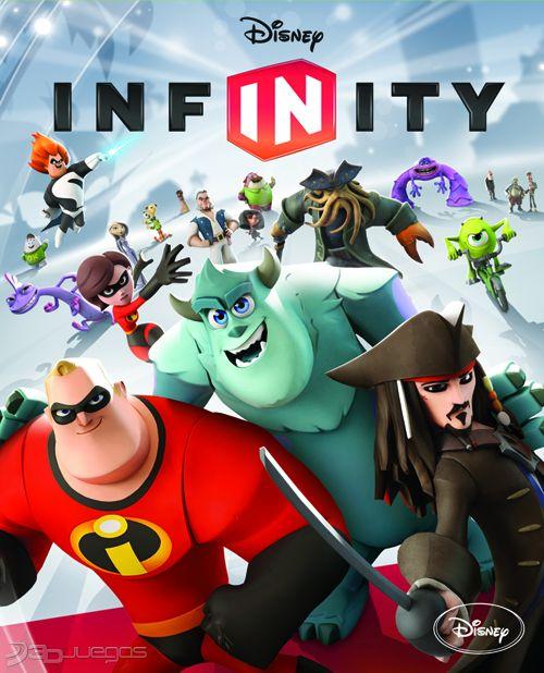Carátula de Disney Infinity