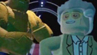 Video LEGO Marvel Super Heroes, Stan Lee