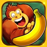 Banana Kong iPhone