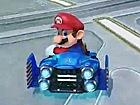 V�deo Mario Kart 8, Modo 200cc - Mute City