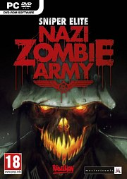 Car�tula oficial de Sniper Elite: Nazi Zombie Army PC