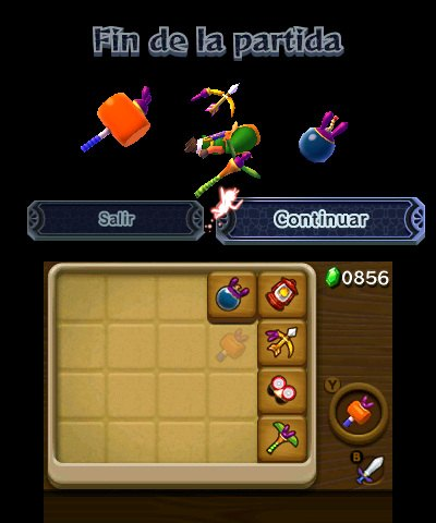 Zelda A Link Between Worlds (3DS)