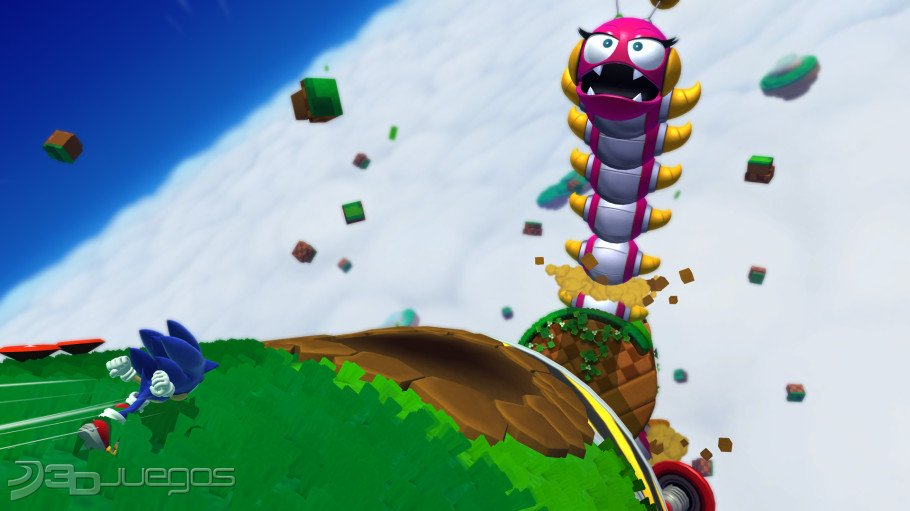 Sonic Lost World - An�lisis