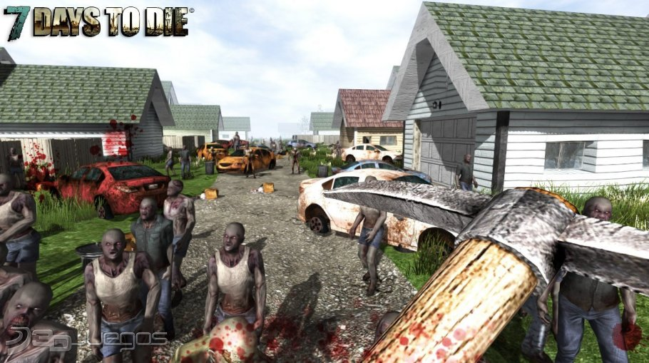7 days to die para ps4 3djuegos for Cocinar en 7 days to die ps4
