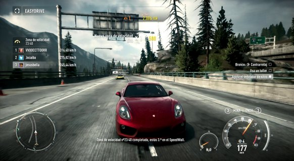 Need for Speed Rivals an�lisis
