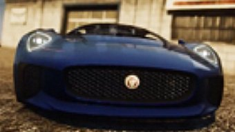 Video Need for Speed: Rivals, Jaguar (DLC)