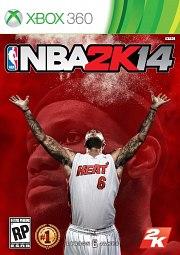 Carátula de NBA 2K14 - Xbox 360