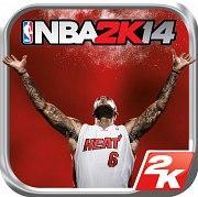 Carátula de NBA 2K14 - Android