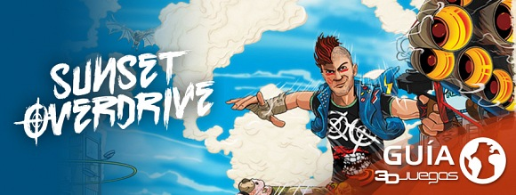 Guía Sunset Overdrive