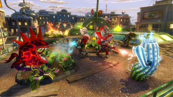 Plants vs. Zombies Garden Warfare análisis