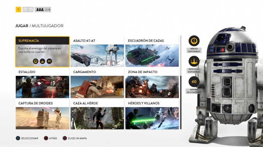 Star Wars Battlefront análisis
